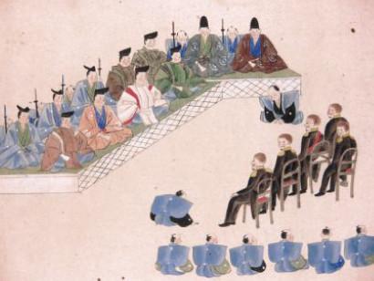 6月19日【今日は何の日】1858年 日米修好通商条約が調印され、兵庫の ...
