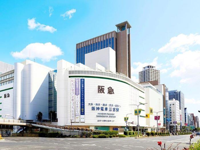 神戸阪急」が7月15日から全館「10時~20時」の通常営業に | 神戸ジャーナル