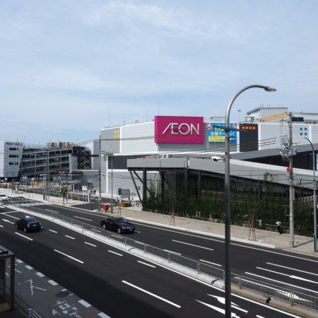 関西最大級「食」がテーマの「イオンモール神戸南」第一期がオープンしたので、見てきた。中央卸売市場本場のとなり