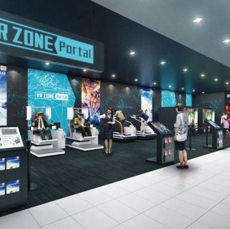 「バンダイナムコ」が神戸にVR施設『VR ZONE Portal』を9月にオープン 国内1号店を「イオンモール神戸南店」に出店