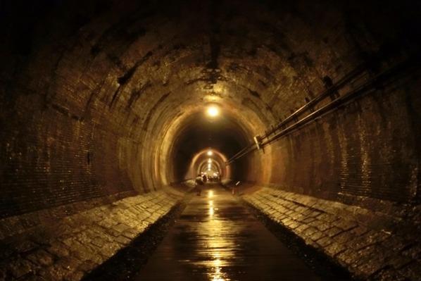 湊川隧道一般公開