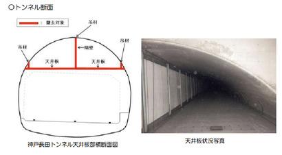 トンネル断面