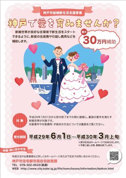 神戸市結婚新生活支援事業-1