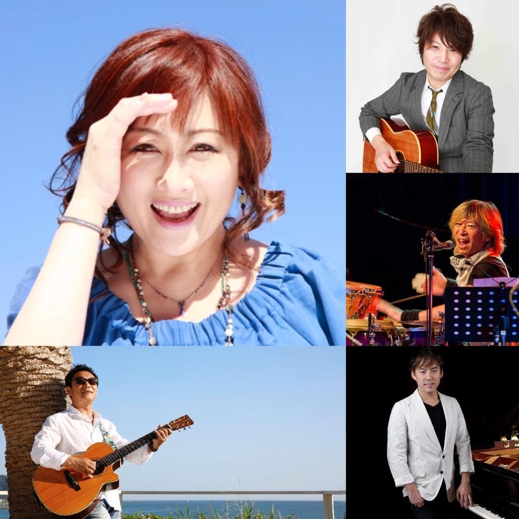 海フェスタ神戸 FM COCOLO SPECIAL LIVE